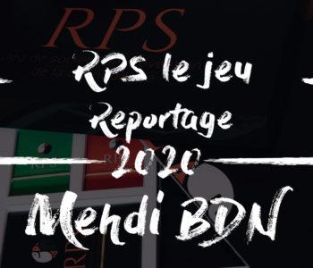RPS le jeu mehdi bdn
