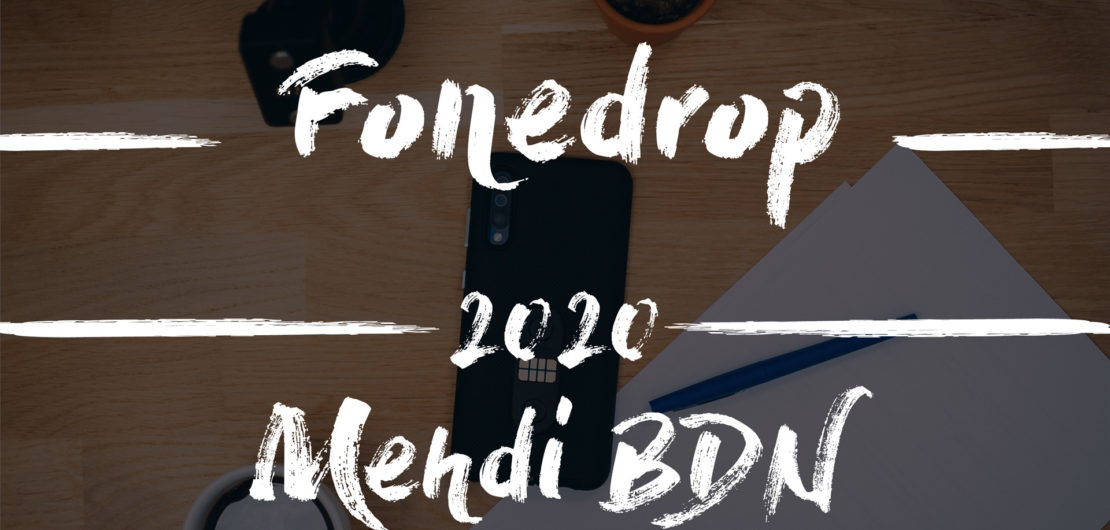 fonedrop mehdi bdn